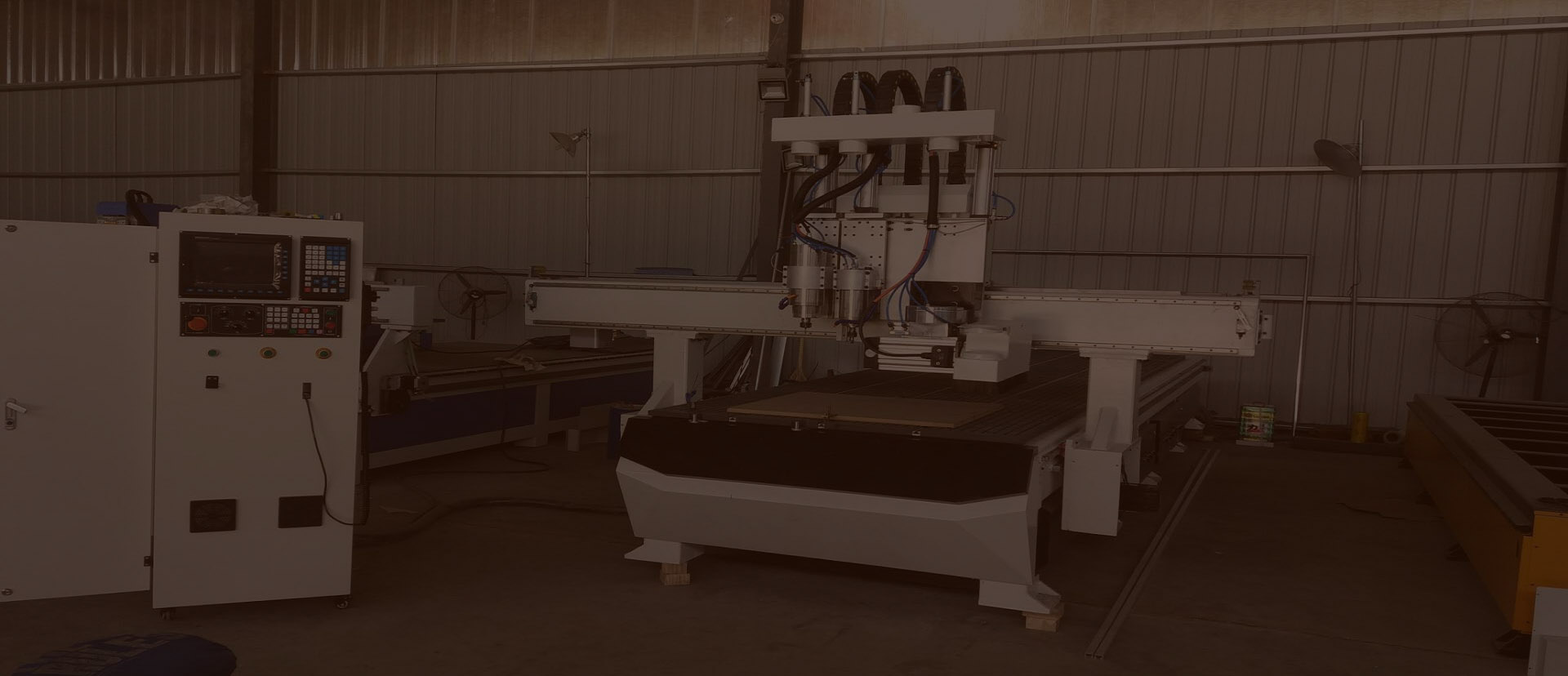 CNC Router products | 3D Scanning Machines in Bangalore